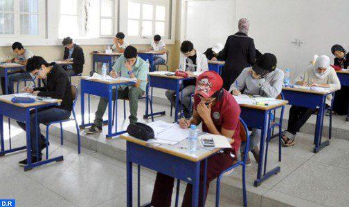 Souss-Massa : 11.245 candidats à la session de rattrapage du baccalauréat