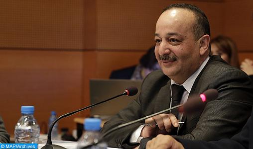M. Laaraj: Le ministère de la Culture veille à la mise en œuvre des dispositions de la loi relative à la presse et à l'édition