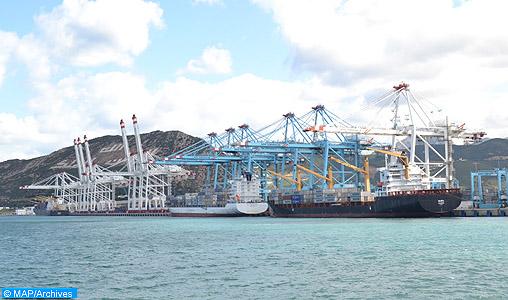 ANP: Hausse de 8,1% du trafic portuaire en 2017