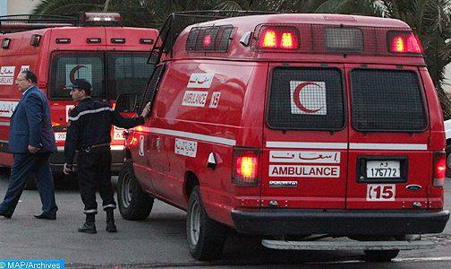 Casablanca: Un individu placé en garde à vue décède lors de son transfert à l'hôpital suite à un problème de santé