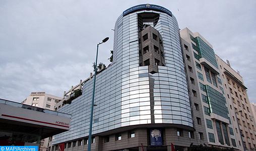 La Bourse de Casablanca termine dans le rouge