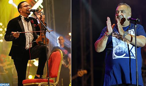 Festival Jawhara : Daoudi et Cheb Hindi enchantent le public doukkali