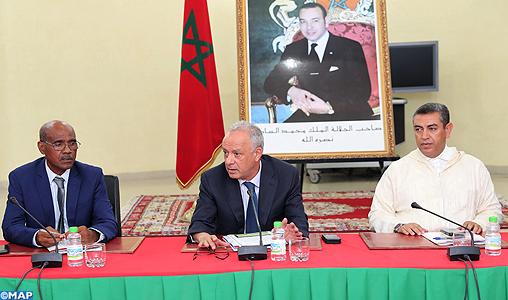 Préfecture de Rabat: Approbation de 4 projets de l'INDH, pour plus de 2 MDH
