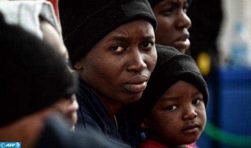 Rapatriement de 154 migrants clandestins de la Libye vers la Côte d'Ivoire
