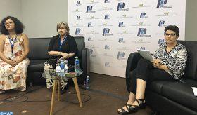 L'expérience marocaine en matière de promotion de l'égalité et de lutte contre les stéréotypes liés au genre dans les médias, exposée à Panama