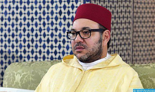 SM le Roi, Amir Al Mouminine, accomplira mercredi la prière de l'Aïd Al Adha à la mosquée Ahl Fès à Rabat (ministère de la Maison Royale, du Protocole et de la Chancellerie)
