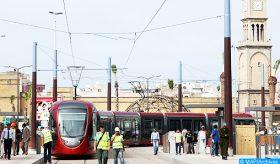 Aid Al Adha: une offre de service adaptée pour le tramway à Casablanca