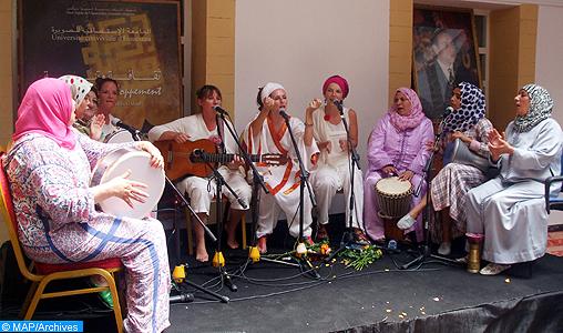 6è festival international de Hadra Féminine et des musiques de transe à Essaouira : Une parade artistique ouvre le bal