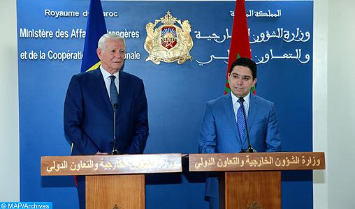 Le Maroc apprécie le rôle de la Roumanie sur la scène régionale et internationale