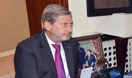 """Le Maroc, un """"partenaire stratégique"""" pour l'Union Européenne (Commissaire européen)"""
