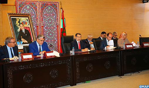 Le gouvernement résolument engagé à poursuivre la promotion de la situation sociale des citoyens et la lutte contre les disparités sociales et territoriales