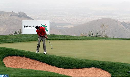 15è Coupe du Trône de golf (2è tour des qualifications): Élimination du tenant du titre, The Tony Jacklin Casablanca