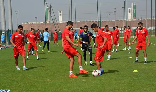 Football: Le Hassania d'Agadir sur tous les fronts