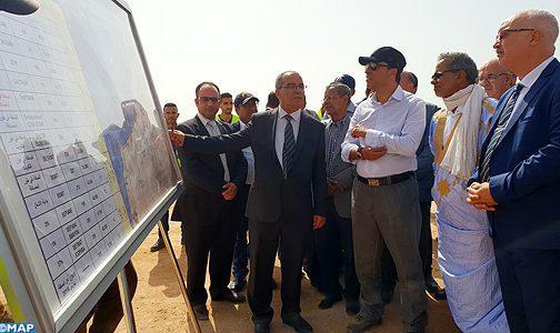 Le port de Dakhla Atlantique pourrait devenir une plaque tournante des échanges avec l'Afrique de l'Ouest (M. Amara)
