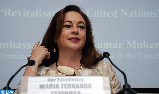 Ouverture à New York de la 73è session de l'Assemblée générale de l'ONU