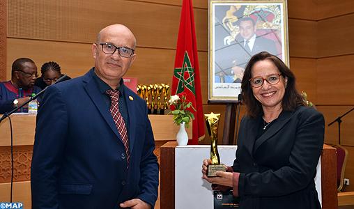 9ème édition des Trophées de l'Africanité : plusieurs personnalités récompensées à Marrakech