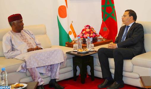 Le Maroc et le Niger conviennent de renforcer leur coopération dans le domaine de l'action institutionnelle