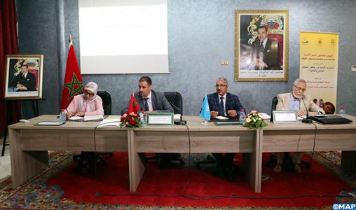 Les conseils régionaux assurent un rôle important dans la lutte contre l'analphabétisme (directeur ANLCA)