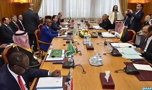 Rupture des relations diplomatiques Maroc/Iran: Le Comité du Quatuor arabe solidaire avec Rabat