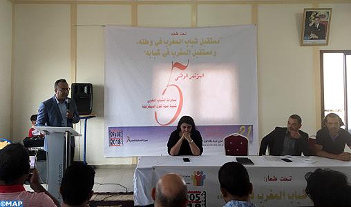 Saïdia : La jeunesse du FFD en conclave pour son 5ème Congrès national