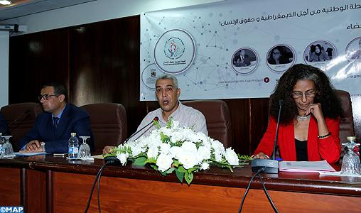 PANDDH: Débat à Rabat sur le statut juridique de la femme