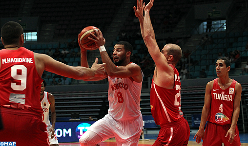 Tunisie-basket-ball-s%C3%A9lection-maroc