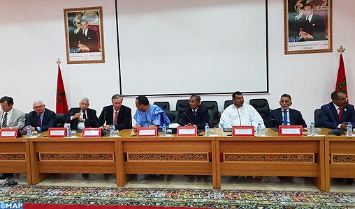 Une délégation américaine à Dakhla pour prospecter les opportunités de coopération et d'investissement