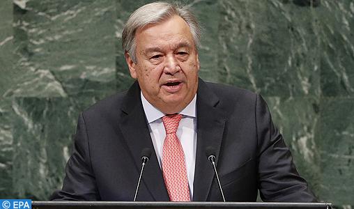 Le fonctionnement de l'ONU menacé par une grave crise de liquidités (Guterres)