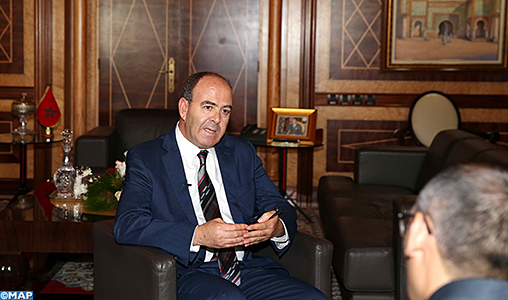 Rentrée : M. Benchamach met les parlementaires devant leurs responsabilités sur le front social