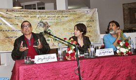 Festival Aïn Asserdoun des Arts plastiques à Béni Mellal : éclairages à propos des influences africaines sur les travaux des artistes peintres occidentaux