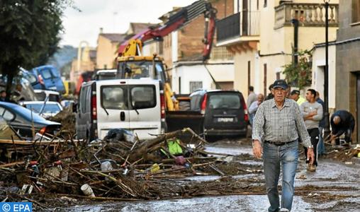 Inondations aux îles Baléares: pas de victimes marocaines à déplorer