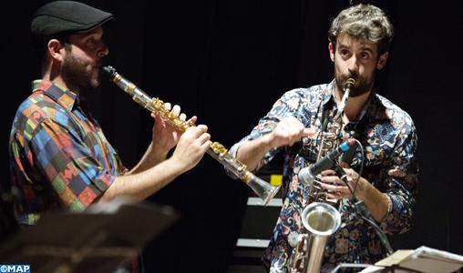Kénitra sous le charme des rythmes endiablés du Flamenco-Jazz