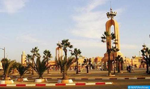 Laâyoune-Sakia El Hamra se donne des ailes