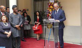 Le Maroc a fait du renforcement de ses relations avec les pays africains l'un des axes de sa politique étrangère (Diplomate)