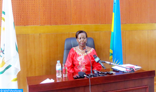 La Rwandaise Louise Mushikiwabo nommée secrétaire générale de l'OIF