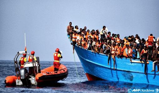 Naufrage d'une embarcation de migrants au large de Nador : 11 corps repêchés, le passeur arrêté