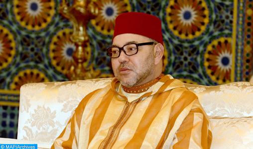 Message de condoléances de SM le Roi au Président soudanais suite au décès de l'ancien président Adberrahman Siwar Al Dahab