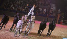 Salon du cheval d'El Jadida: la onzième édition a atteint ses objectifs