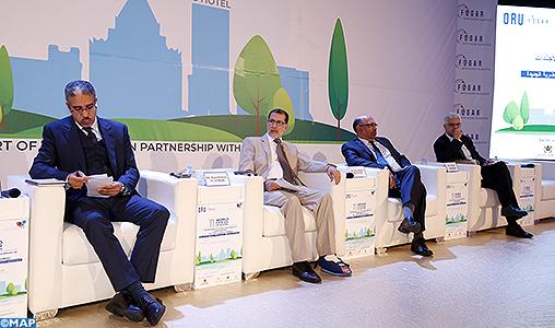 Le 11-ème Forum mondial des régions à Rabat se penche sur la promotion du développement territorial durable et intégré