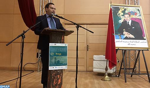 """Une manifestation riche en activités pour célébrer la ville d'Oujda """"capitale de la société civile marocaine pour l'année 2018"""""""