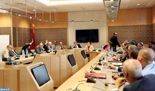 Chambre des représentants: Adoption en commission du projet de décret-loi relatif à la création de la Caisse marocaine de l'assurance maladie