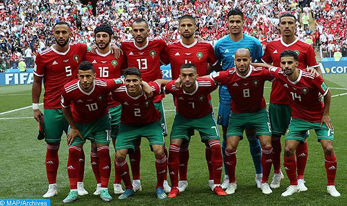 Le Maroc et la Libye se neutralisent (1-1) en amical
