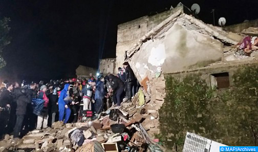 Focus à Essaouira sur la loi 12-94 relative aux constructions menaçant ruine et à l'organisation des opérations de rénovation urbaine