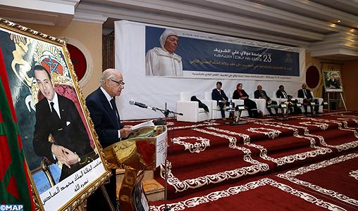 La politique sage et clairvoyante de Feu SM le Roi Hassan II dans les domaines économique, culturel et éducatif mise en exergue à Errachidia