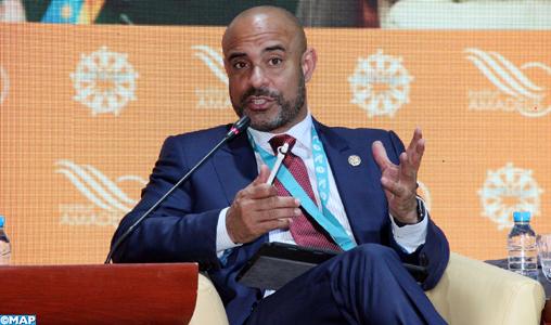 Le Maroc, leader africain dans la coopération sud-sud (ancien premier ministre Haïtien)