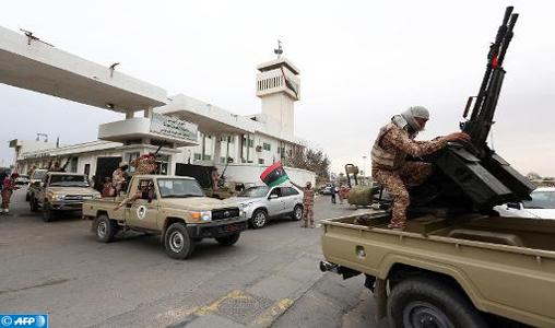 Neuf morts dans une attaque attribuée à l'EI dans les sud de la Libye