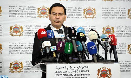 La proposition de SM le Roi en direction de l'Algérie vise à jeter les bases d'une nouvelle ère dans les relations entre les pays maghrébins