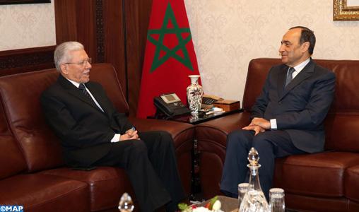La fin des divergences entre le Maroc et l'Algérie donnera une forte impulsion à l'Union du Maghreb Arabe (SG de l'UMA)