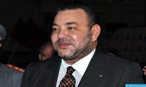 SM le Roi reçoit un message de félicitations du Sultan d'Oman Qabus Ibn Saïd à l'occasion de la Fête de l'Indépendance