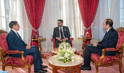 Communiqué du Cabinet Royal